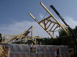Timber Dormer Construction Pineandcedartimberframehome Capebreton