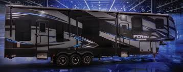 fuzion toy hauler floor plans putting the fuzion toy hauler to the test windish rv blog