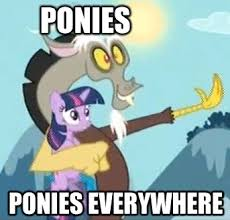 Meme Pony - image 178070 my little pony friendship is magic know your meme