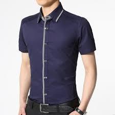 100 cotton office mens dress shirts new design slim fit men