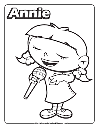 little einsteins coloring pages ijigen me