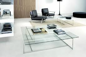 Clear Coffee Table Fabulous Room Contemporary Glass Coffee Clear Coffee Table Book