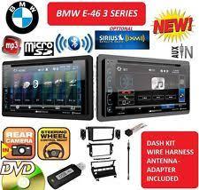 bmw e46 radio kit ebay