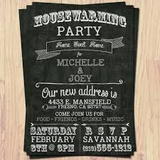 Invitation Card For Housewarming Chalk Housewarming Invitations A Custom Design U2013 Printed By Mom