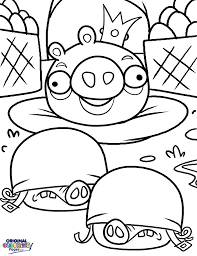 angry birds u2013 coloring pages u2013 original coloring pages