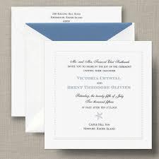 white beaded border large square wedding invitations crane com
