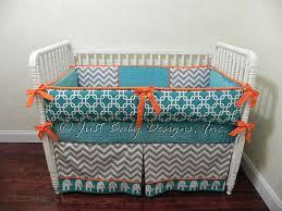 Orange Crib Bedding Sets 35 Best Baby Nursery Images On Pinterest Baby Boy Rooms Nursery