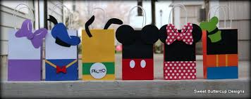 mickey mouse favor bags dvd mickey mouse party pesquisa do mickey