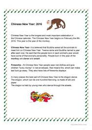 6 free esl chinese new year worksheets