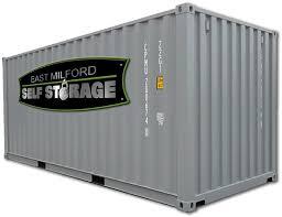Rent Storage Container - self storage milford nh amherst nh wilton nh local storage