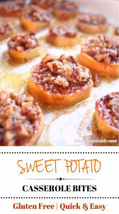 sweet potato casserole bites this season s table