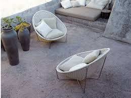 Comfy Patio Chairs Outdoor Furniture From Lenti
