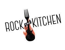 Kitchen Logo Design Rock The Kitchen Logo Blueaugust