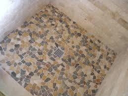 River Rock Bathroom Ideas River Rock Shower Floor Houses Flooring Picture Ideas Blogule