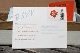 Wedding Postcards Beach Wedding Passports And Rsvp Postcards Diy Fab Fatale