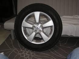 used lexus rx 350 nh winter tires and rims clublexus lexus forum discussion