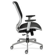 White Mesh Desk Chair by Becker Modern Mesh Seat Office Chair Eurway