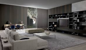 Modular Wall Units by Contemporary Tv Wall Unit Lacquered Wood Modular Urban By