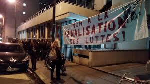 siege du medef 10 11 2016 révolution permanente solidarité avec les 6