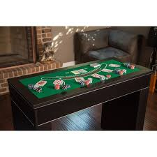 4 in one game table hathaway games monte carlo 4 in 1 casino game table reviews