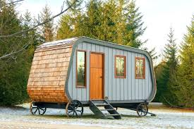 homes on wheels mobile home on wheels tiny collingwood shepherd hut is inspired by