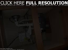 under kitchen sink cabinet chrison bellina