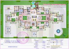 Dual Master House Plans by Pictures Luxury Floorplans The Latest Architectural Digest Home