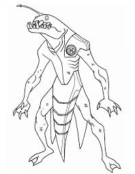 ben 10 alien coloring pages ben coloring pages ben ten