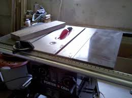 porter cable table saw review review porter cable 10 table saw model 270ts by mike