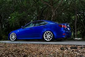 silver lexus usb lexus is250 f sport lowered on bc coilovers velgen