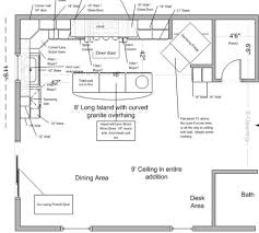 cafe kitchen floor plan cafe kitchen layout beauteous kitchen layouts home design ideas