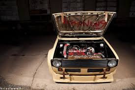 volkswagen rabbit custom find of the day 1982 zombie rabbit vwvortex