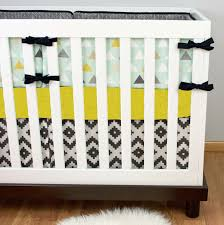 Harlow Crib Bedding by Tribal Crib Bedding Aztec Nursery Decor Tribal Nursery
