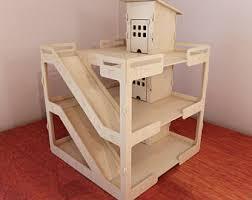 Plans Build Wooden Toy Garage by Toy Garage Etsy