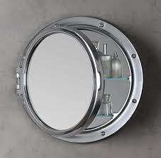 Bathroom Medicine Cabinet Mirror by 8 Medicine Cabinets For Every Style Porthole Mirror Medicine