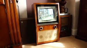 vintage 50 s tv working ebay sale