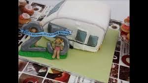 caravan cake youtube