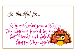 best thanksgiving messages quotes with images for this