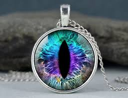 cat eye pendant necklace images Dragon 39 s eye magic necklace cat 39 s eye pendant magical animal eye jpg