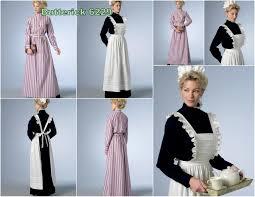 butterick halloween costumes 6229 butterick misses victorian edwardian era dress pinafore