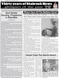 published december 25 1987 stabroek news