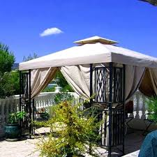 Gazebos For Patios Patio Gazebo Replacement Covers Costco Gazebo Replacement Canopy
