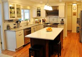 space for kitchen island kitchen island for small space home design