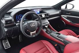 lexus two door sedan lexus unveils new rc 350 f sport everyguyed