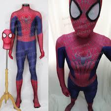 halloween costume with mask popular amazing spiderman spandex costume buy cheap amazing