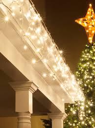 led lights 70 5mm warm white led icicle lights