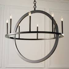 Circle Chandelier Circle Chandelier 8 Light 900 Dining Room