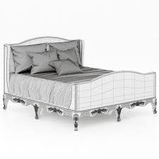 Ralph Lauren Furniture Beds by 3d Model Ralph Lauren Persia Bed Cgtrader