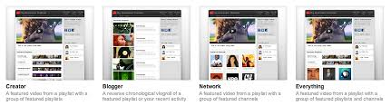 youtube channel layout 2015 official youtube blog welcome to your new youtube channel