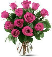 Dozen Of Roses The Meaning Of Pink Roses Is As Beautiful And As Graceful As The